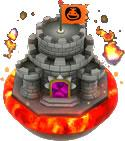 Bowser Jr Castle