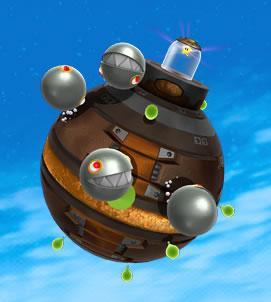 Chomp Planet