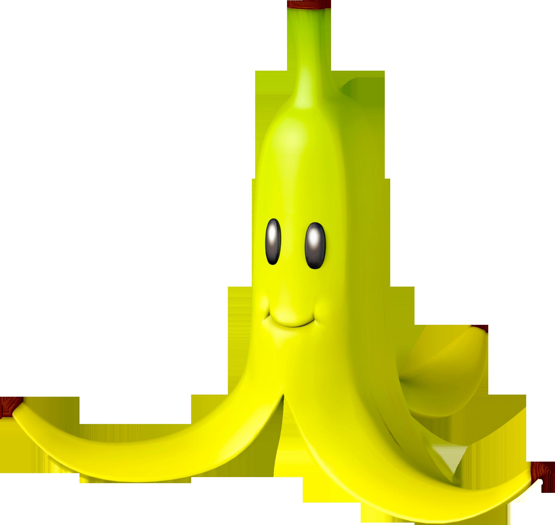 Banana peel transparent - photo#10