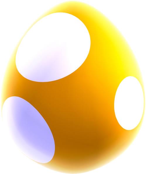 Bulb Baby Yoshi Egg