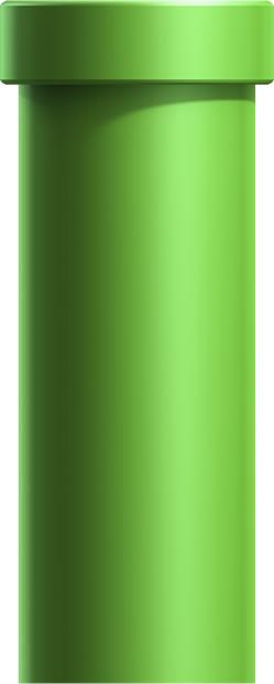 Green Warp Pipe