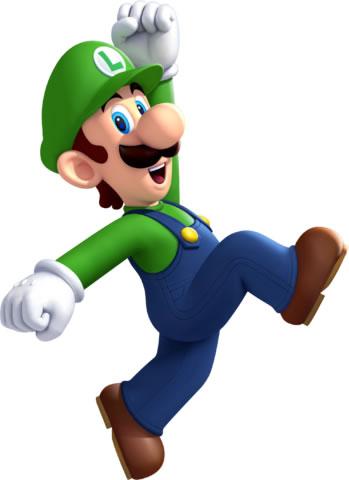 Luigi Walking