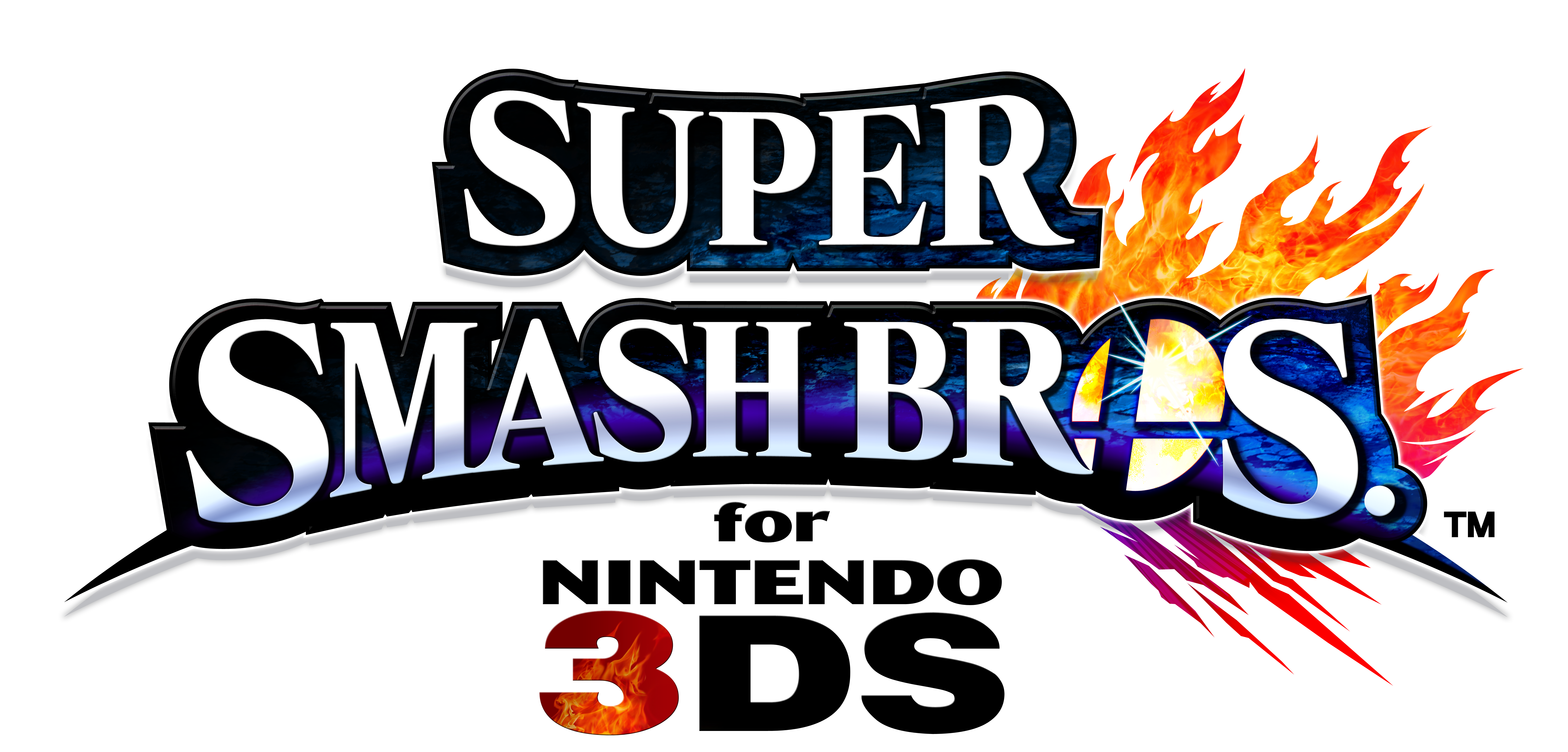 super smash bros wii u 3ds characters logos and