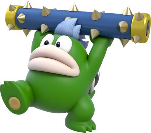 Spike Holding Spiny Roller