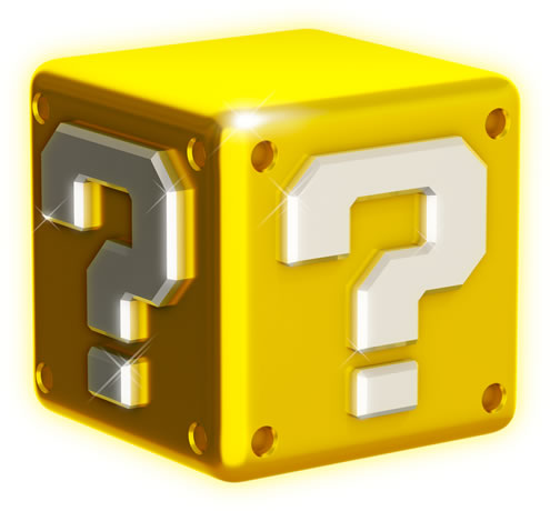 Shiny Question Block