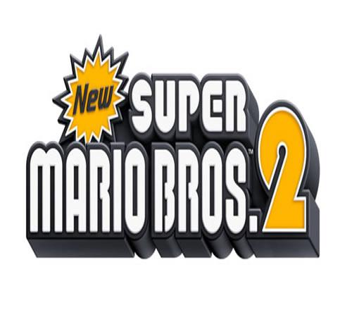 New Super Mario Bros. 2 game logo