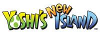 Yoshi's New Island logo small