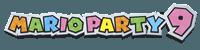 Mario Party 9 logo