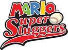 Mario Super Sluggers logo small