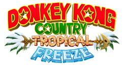 Donkey Kong Country: Tropical Freeze Logo