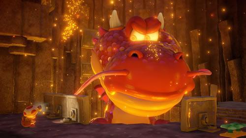 Captain Toad: Treasure Tracker Wii U Screenshot 2
