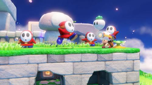 Captain Toad: Treasure Tracker Wii U Screenshot 4