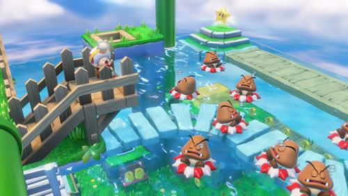 Captain Toad: Treasure Tracker Wii U Screenshot 5