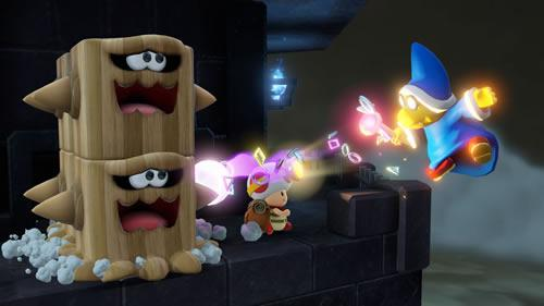 Captain Toad: Treasure Tracker Wii U Screenshot 6