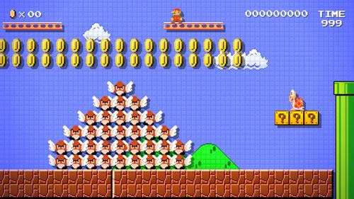 Mario Maker for Wii U screenshot 3