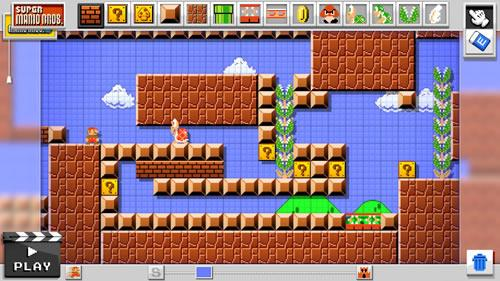 Mario Maker for Wii U screenshot 5