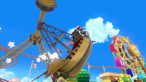 A screenshot of Mario Party 10 for Wii U from E3 2014 #6