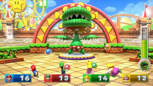 A screenshot of Mario Party 10 for Wii U from E3 2014 #8