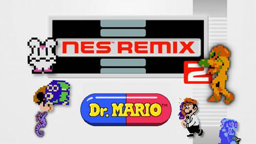 NES Remix 2: Dr. Mario Challenges header image