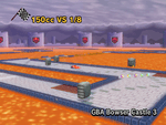 Bowsers Castle 3 GBA
