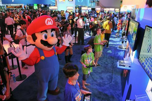 Nintendo Kids Corner event photo 2