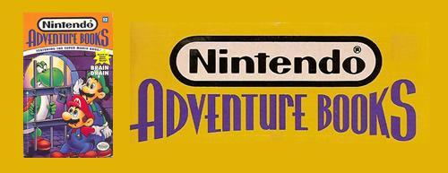 Nintendo Adventure Book 12 - Brain Drain header