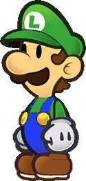 Super Paper Mario Luigi Car Tuning