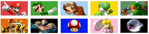You can even shop for merchandise by character at the Nintendo UK Store