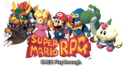 d49aeff493c Welcome to TMB s playthrough of the original Mario RPG game - Super Mario  RPG  Legend of the Seven Stars both unprecedented and epic in its day and  still ...