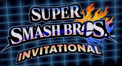 The Super Smash Bros invitational header image