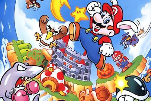 Rabbit Mario in Super Mario Land 2: 6 Golden Coins