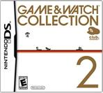 Game and watch collection 2 box cover