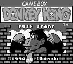 Donkey Kong (Game Boy) Review