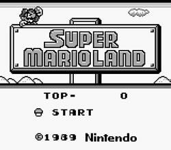 Super Mario Land (Game Boy) Review