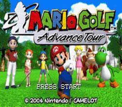 Mario Golf: Advance Tour Review