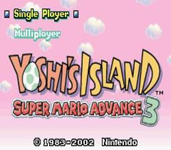 Super Mario Advance 3: Yoshi's Island Review