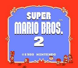 Super Mario Bros 2 Review