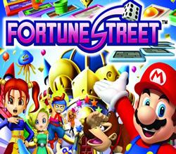 Fortune Street aka Boom Street title screen