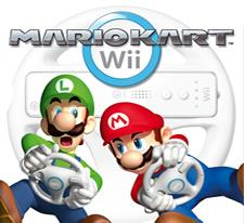 Mario Kart Wii Box