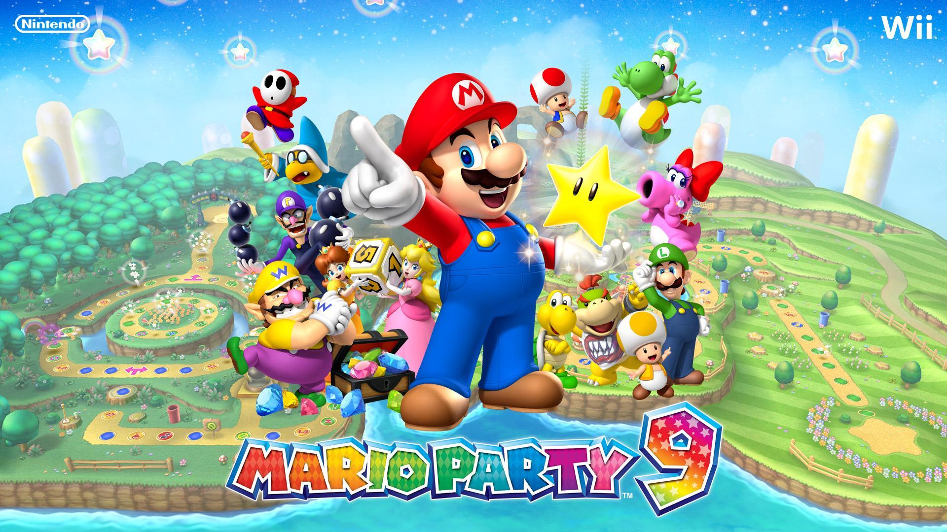 Mario Party Group 1 ...