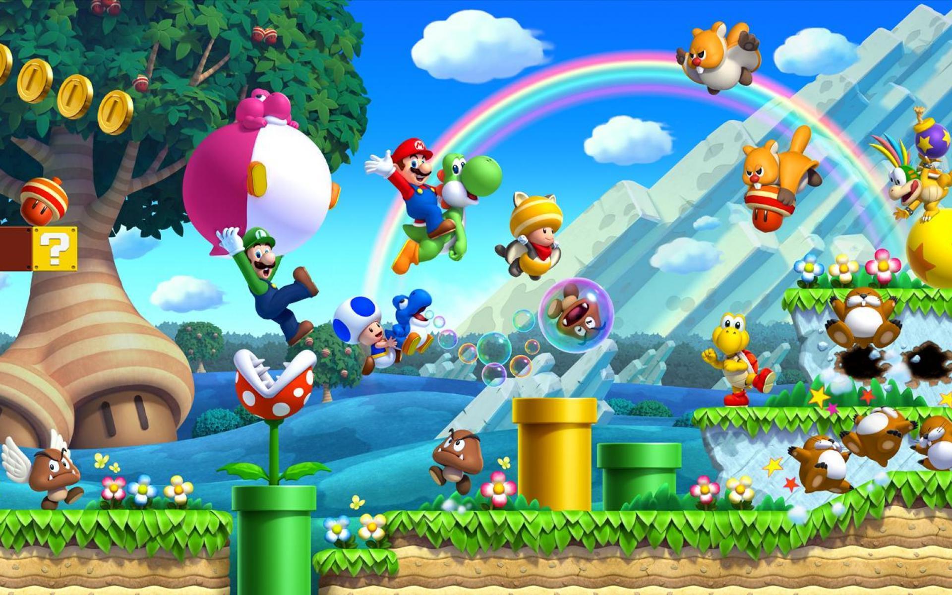 New Super Mario Bros Pc Торрент