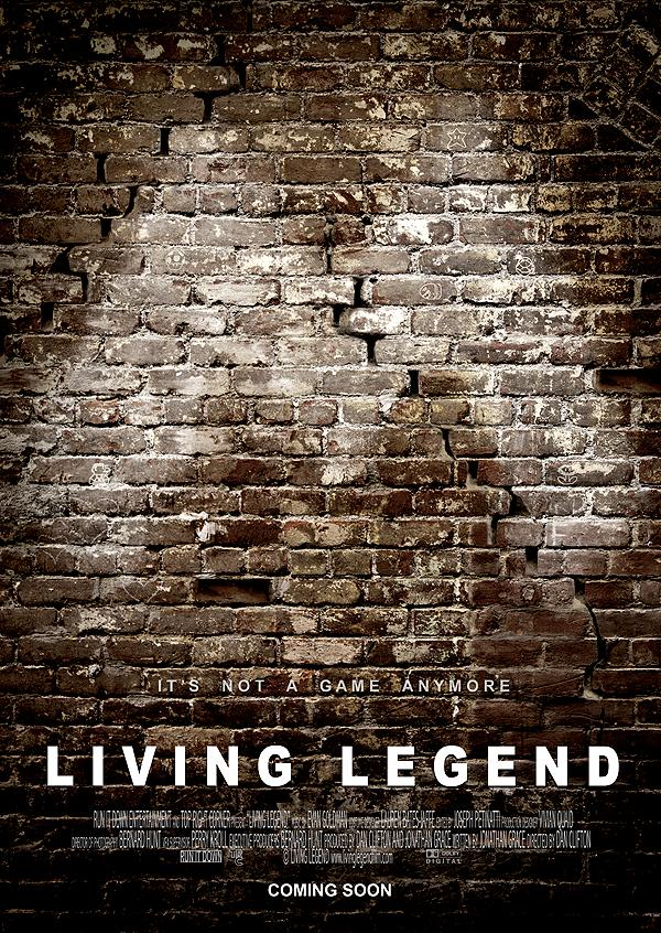 Living legend movie poster