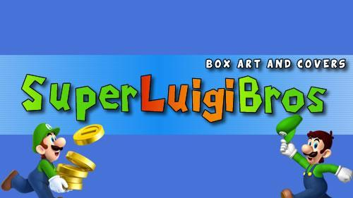 Super Mario Box Art header image