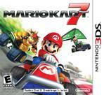 Mario Kart 7 for the Nintendo 3DS