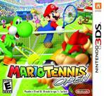 Mario Tennis Open for the Nintendo 3DS