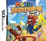 Mario Hoops 3 on 3 box cover
