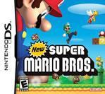 New Super Mario Bros DS box art