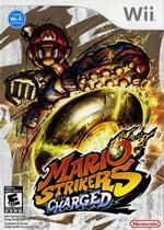 Mario Strikers Charged box cover