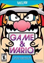 WarioWare Inc. Game & Wario Box Art