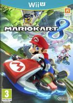 Mario Kart 8 on the Wii U Box cover small